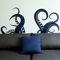 Perfect Ten-tickles Wall Decal