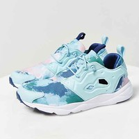 Reebok FuryLite Watercolor Running Sneaker