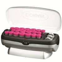 Conair Xtreme Instant Heat Multisized Hot Rollers, Pink