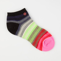 Stance Sun Fever Womens Invisible Boot Socks Multi One Size For Women 24831395701