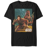 Star Wars Armed Duo T-Shirt