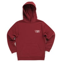 Boys Full Patched Pullover Hoodie | Shop Boys Sweatshirts at Vans