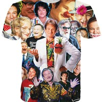 Robin Williams Paparazzi T-Shirt