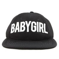 Dimepiece, Baby Girl Mesh 6 Panel Hat - Headwear - MOOSE Limited