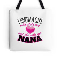 I Know a Girl Who Stole My Heart and She Calls Me Nana by Albany Retro