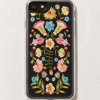 Zero Gravity X UO Feliz Embroidered Floral iPhone 8/7 Case | Urban Outfitters