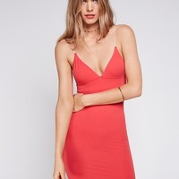 Free People Skinny Strap Bodycon