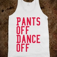Pants Off Dance Off - Protego