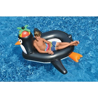 Giant Penguin Ride-On