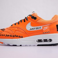 Just do it Nike Air Max 1 917691-800 Sneaker Shoe