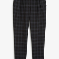 Monki | View all new | Tapered trousers