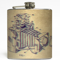 Bellows Camera by Cognitive Surplus - Photography Flask