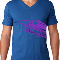 Men's speedboat Great Lakes T-shirt - Lake4Life - Promoting and preserving the Great Lakes lifestyle