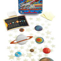 ModCloth Cosmic On Another Planetarium Wall Decor Set