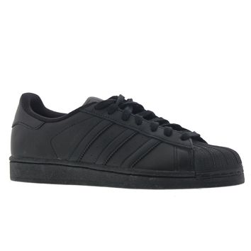 Adidas Superstar Foundation Black Mens Trainers