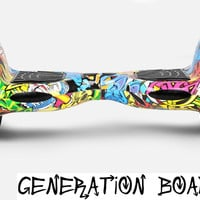 10 Inch Bluetooth Enabled Generation Boards Hip Hop Self Balancing Scooter