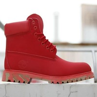 Timberland Boots Waterproof Martin Boots Shoes-7
