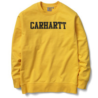 Carhartt WIP: Online Shop: Men: Sweatshirts: College Sweatshirt