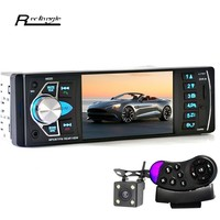 4.1 inch Car MP5 Player 12V Car Vedio Radio TFT Screen Bluetooth Rear View Camera Stereo FM Radio MP4 MP5 Audio Video USB SD TFT