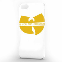Wu Tang For Children iPhone 5 | 5s Case, 3d printed IPhone case