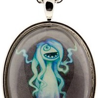 "My Singing Monsters Unisex  Pendant Necklace, 24"" + 2"" Extender"