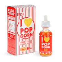I Love Popcorn eLiquid