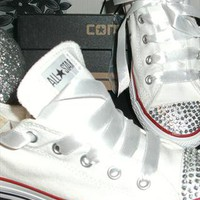 converse bnwt blinged up any size from shannybear