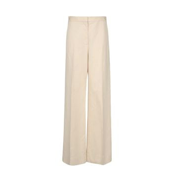 Women's STELLA McCARTNEY Wide leg trouser - Pants - Shop on the Official Online Store