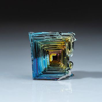 Genuine Bismuth Crystal (73.3 grams)