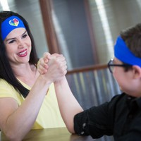 Autism Awareness Headband - Small Only