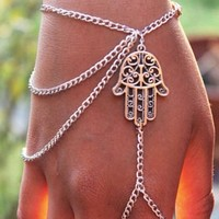 Hamsa Ringlet from Now and Again Co.
