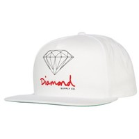 Diamond Supply Co OG Logo Snapback - Men's at CCS