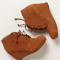 Pace Suede Booties