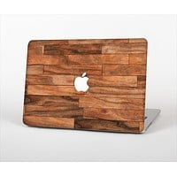 "The Rich Wood Planks Skin Set for the Apple MacBook Pro 13"" with Retina Display"
