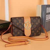 Louis Vuitton LV envelope bag fashion all-match shoulder bag