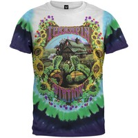 Grateful Dead - Terrapin Station Tie Dye T-Shirt