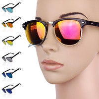 Hipster Style Retro Classic Vintage Eye-glasses Sunglasses Travel Wear Goggles With Tracking = 1946831108