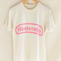 Vintage Nintendo Tee - Urban Outfitters