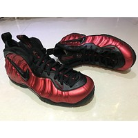 Nike Air Foamposite Pro Red/Black Size 40-47