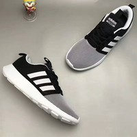 """""""Adidas Neo"""" Unisex Sport Casual Breathable Sneakers Couple Running Shoes"""