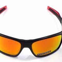 New Oakley Sunglasses Turbine Ruby Fade Prizm Ruby oo9263-3763