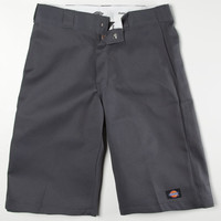 Dickies Mens Relaxed Fit Shorts Charcoal  In Sizes