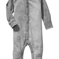 Old Navy Colorblock Footed Sleepers For Baby