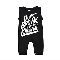 Pudcoco US Stock New Fashion Lovely Infant Toddler Baby Boy Girl Clothes