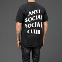 ca spbest ANTI SOCIAL SOCIAL CLUB T-SHIRT