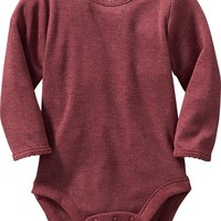 Old Navy Scallop Trim Bodysuits For Baby