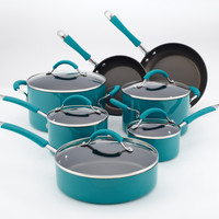 KitchenAid Aluminum 12-Piece Cookware Set