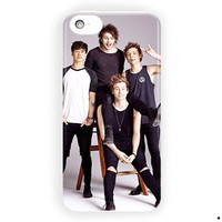 5 Seconds Of Summer Rock Band For iPhone 5 / 5S / 5C Case