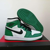 "Air Jordan 1 Mid SE ""Pine Greenâ€"