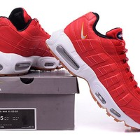 """Nike Air Max 95"" Men Sport Casual Air Cushion Sneakers Running Shoes"